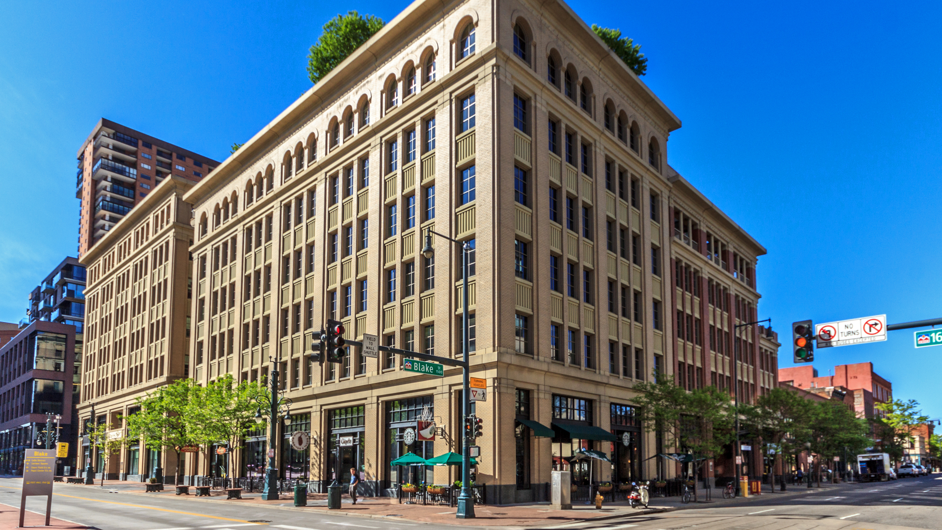 <p>One of the first significant mixed-use buildings developed in Downtown Denver, this $58 million project remains a market standout.</p>