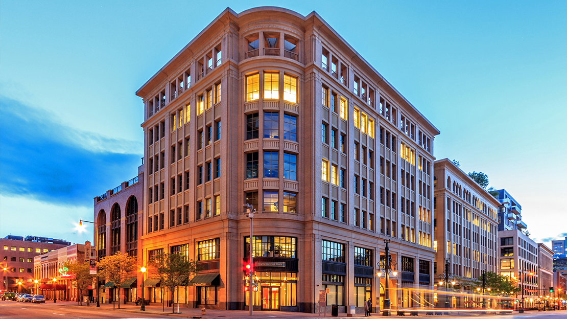 <p>Completed in mid 2000, it was named Best New Office Development of 2001 by the NAIOP Commercial Real Estate Association.</p>