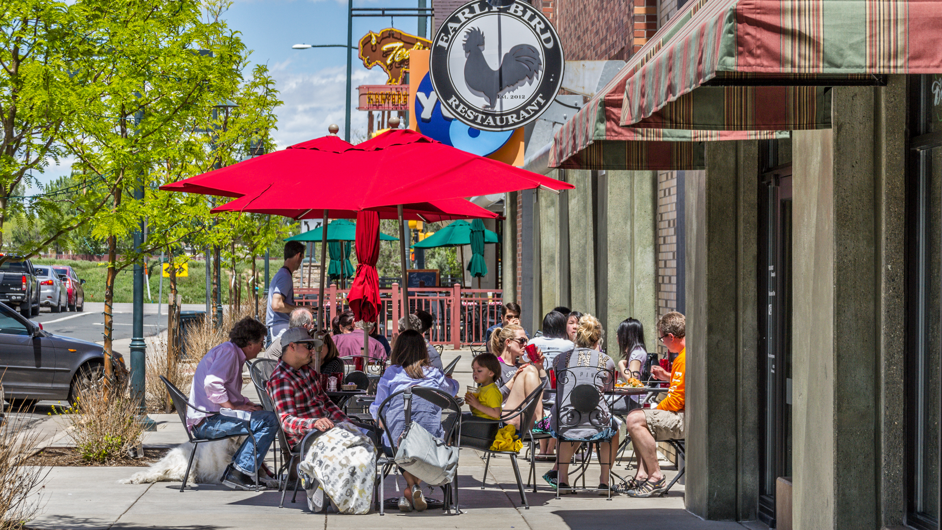 <p>This $220 million, 125-acre mixed-use development is dedicated to the idea that some people would prefer to walk to school, bicycle to work or simply spend less time in the car.</p>