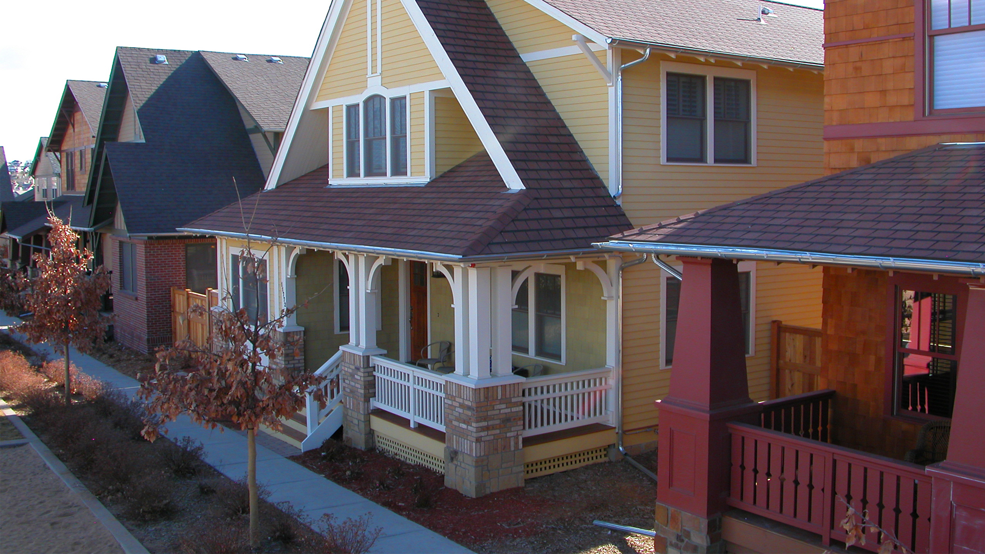 <p>Bradburn Village is proof that smart growth principles drive higher real estate value.</p>