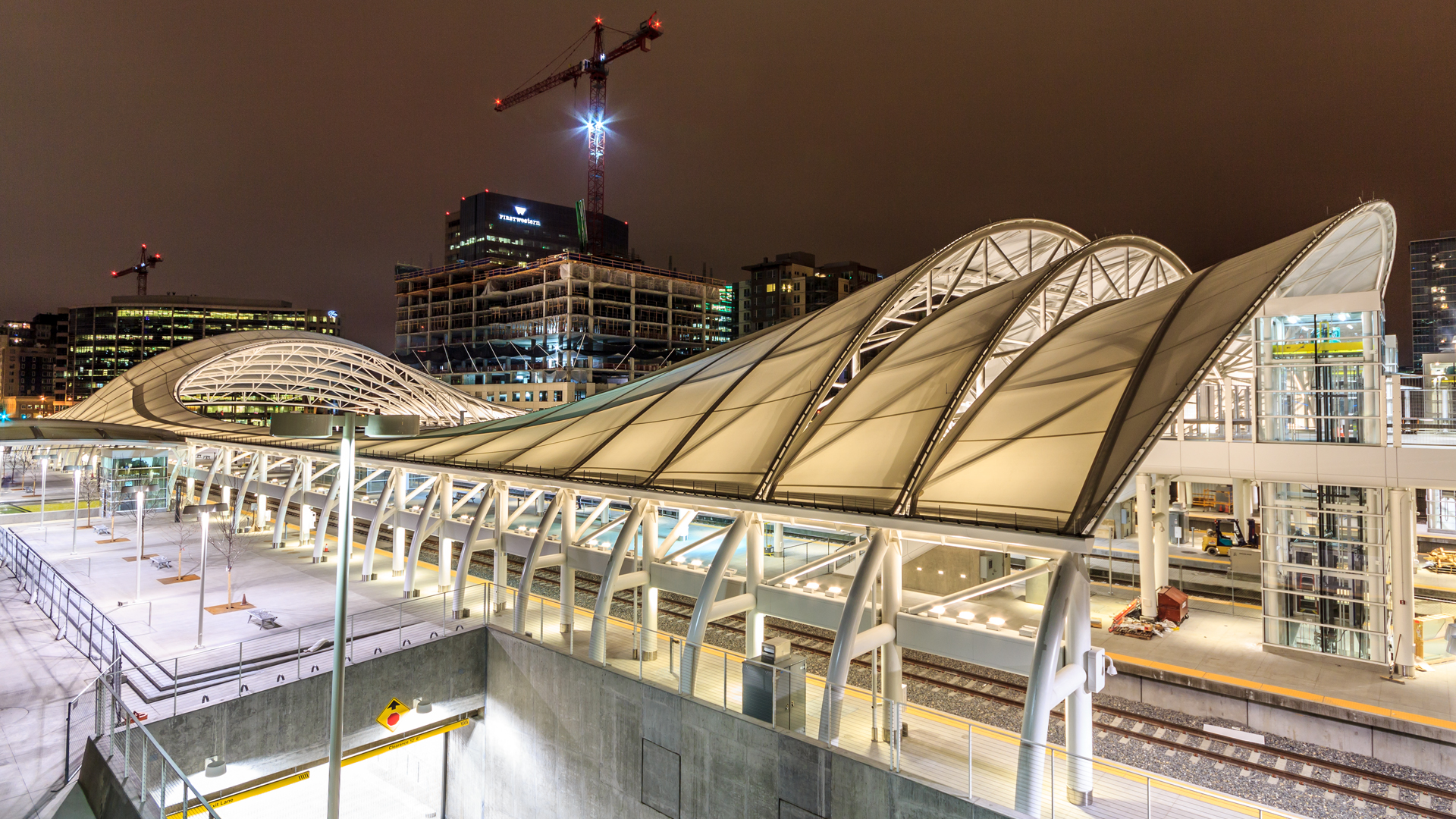 <p>With its signature open-air Train Hall, the $500 million Denver Union Station Transit Center redevelopment not only elevates its immediate surroundings, but also an entire city and region.</p>
