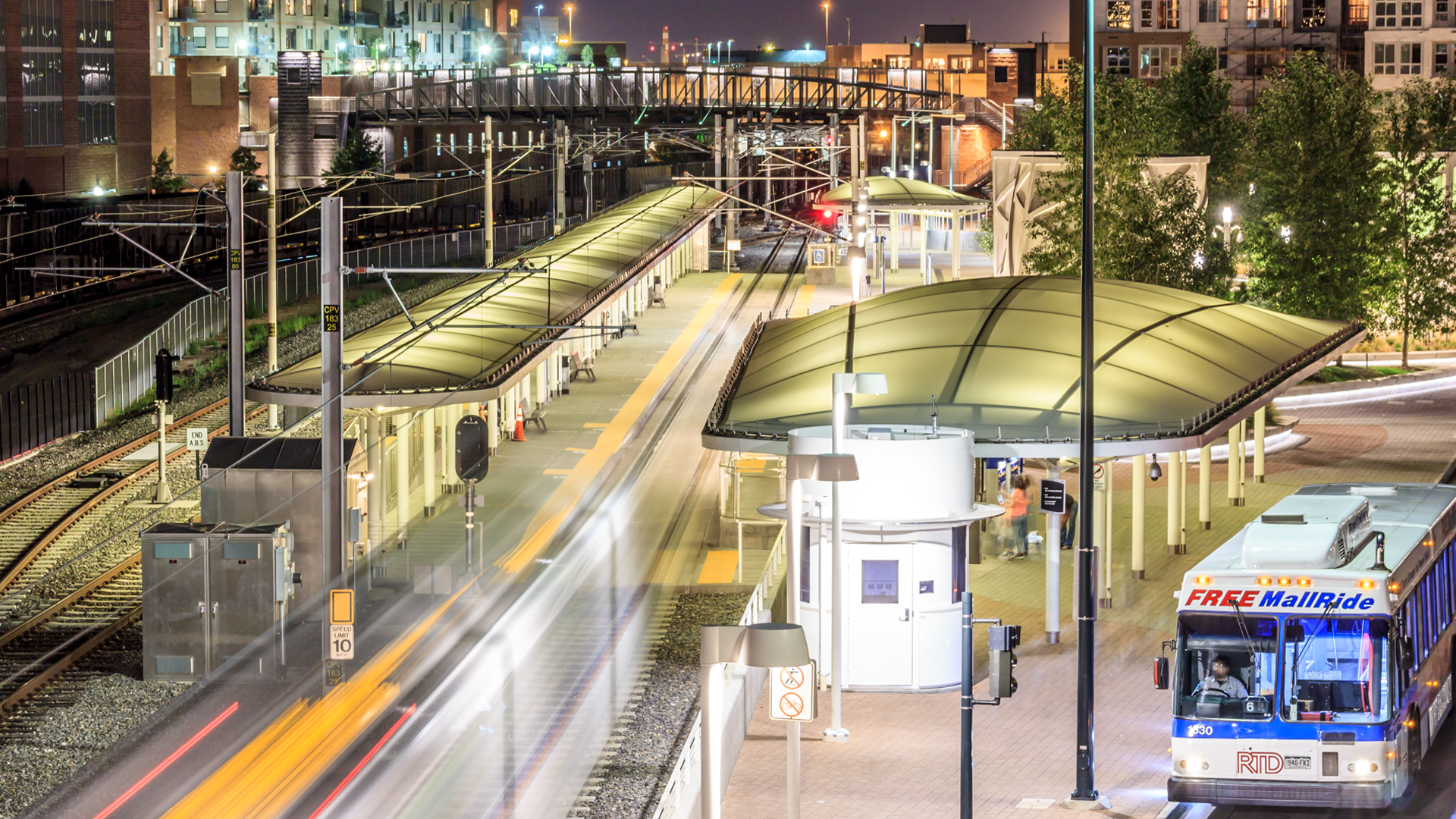 <p>Continuum and it's master planning partners and team members planned and built the new Union Station Transit Center to accommodate 50 years of expansion and growth.</p>