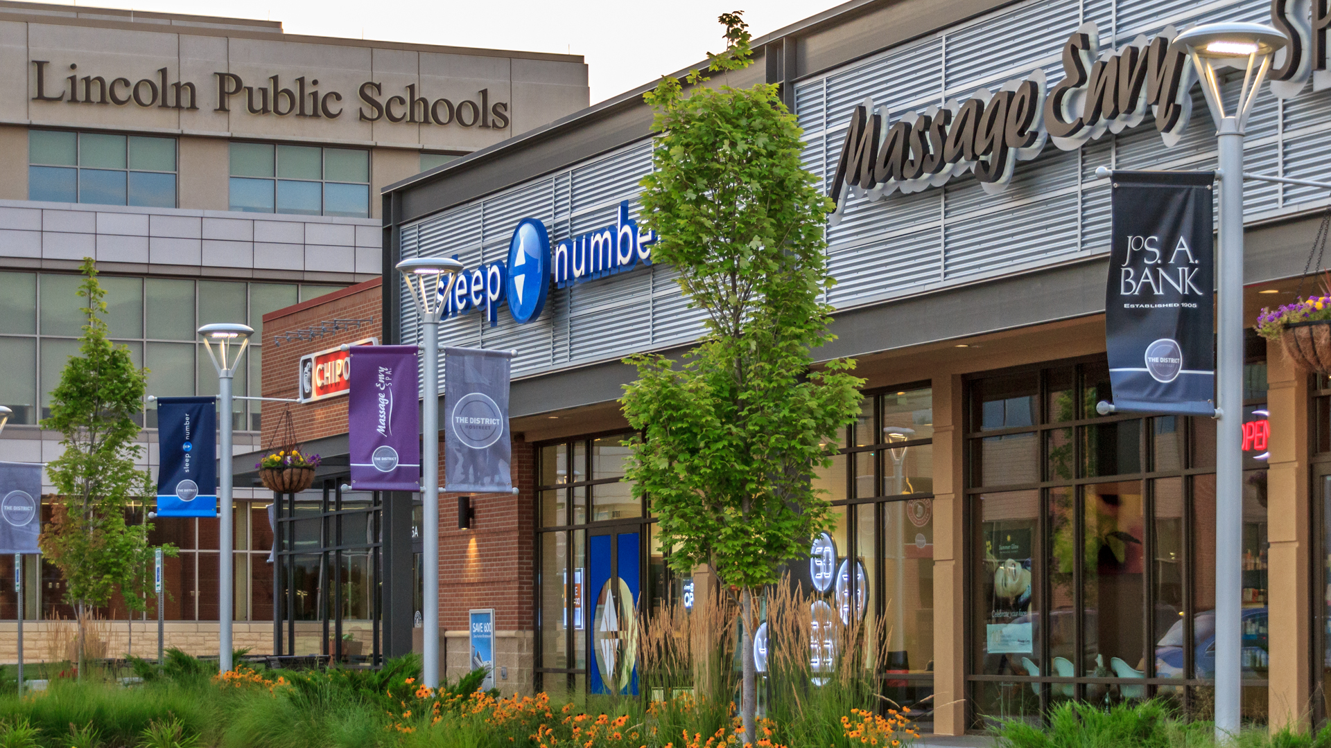 <p>After fire destroyed the former Lincoln Public School headquarters, the school board selected Continuum Partners to help turn the seven-acre site into a new mixed-use development.</p>