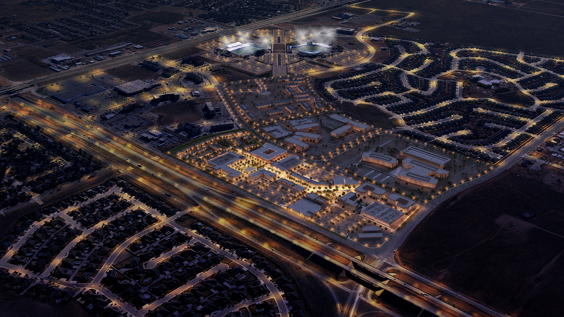 <p>Set in the heart of the Midland/Odessa metro area is a new 37.5-acre, mixed-use, master-planned community that's designed to celebrate the spirit of West Texas</p>