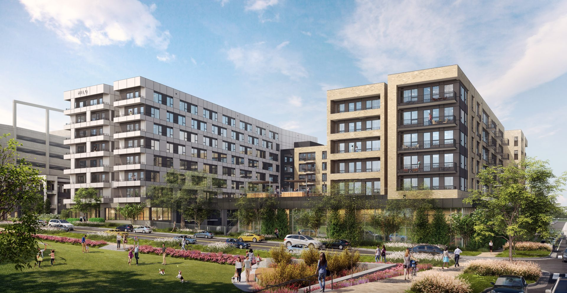 <p>Continuum was selected by the University of Colorado and the City of Denver to redevelop the 26 acre former teaching hospital site in January of 2014.</p>
